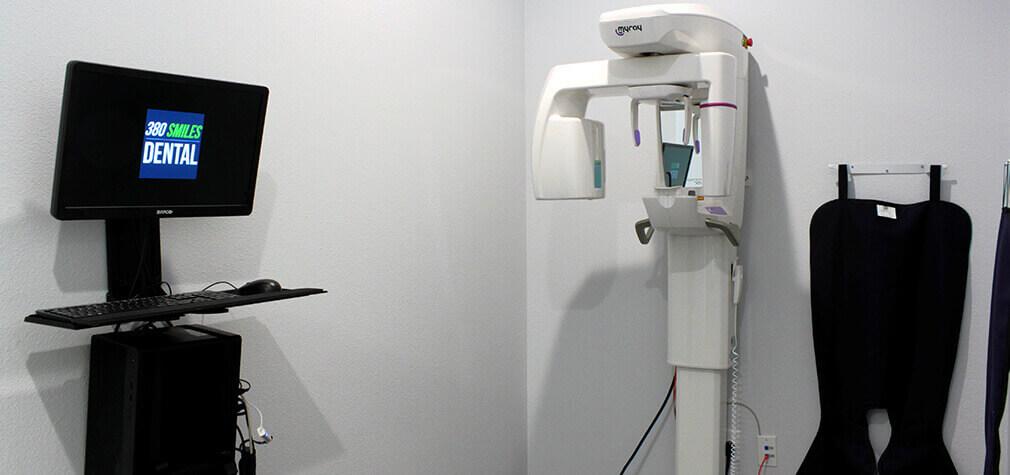 office x-ray machine